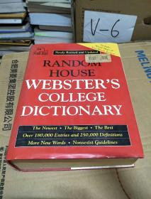 websterr,s college dictionary