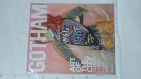 GOTHAM MAGAZINE 2015 NO.4 夏季 英文原版纽约时尚都市杂志