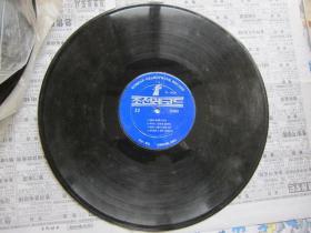 原版朝鲜唱片   14   有塑料外套