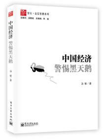 中国经济 警惕黑天鹅
