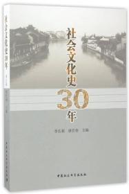 社会文化史30年