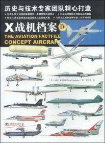 X战机档案(4)