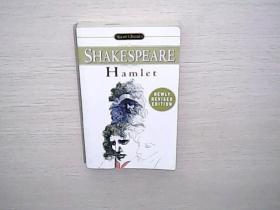 Hamlet(Signet Classic Shakespeare Series)  哈姆雷特(莎士比亚经典作品)