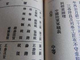 W1221、光绪31年6月25日·上海【东方杂志】。《中国陆军军职表》。《···上海船坞改办商坞,另派大员管理摺》。《···上海船坞办法八章》。《···增改上海会审章程文》。《中外交涉年表》。