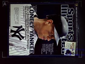 Sports Illustrated 英文体育画报杂志 2006/09/25 外文学习资料