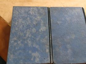 Don Quixote 唐吉诃德l两册全(英文原版精装版1906年出初版1947年印刷)