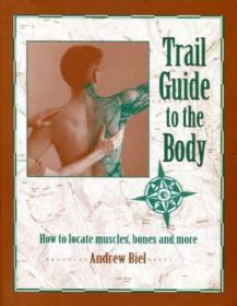 Trail Guide To The Body: How To Locate Muscles  Bones & More!