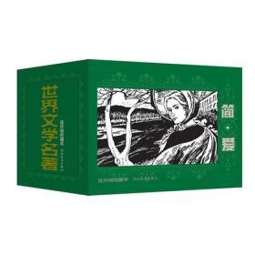 世界文学名著连环画收藏本 简·爱(共5册)