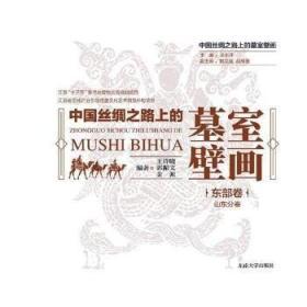 中国丝绸之路上的墓室壁画  东部卷·山东分卷