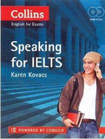特价~ Speaking for IELTS (Collins English for Exams)