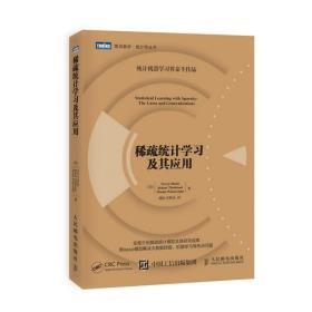 稀疏统计学习及其应用/图灵数学统计学丛书