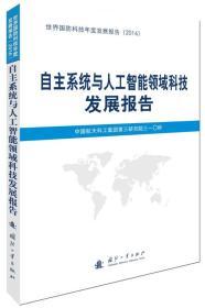 正版】自主系统与人工智能领域科技发展报告