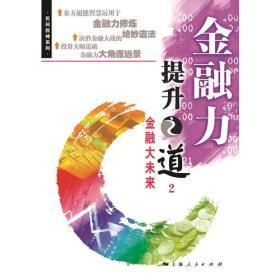 新书--民间股神系列:金融力提升之道2