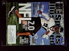 Sports Illustrated 英文体育画报杂志 2011/08/08 外文学习资料