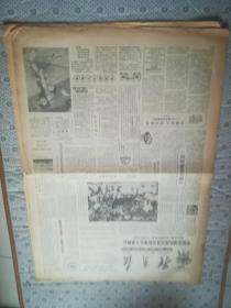 体育报 第2749期  1984年12月12日