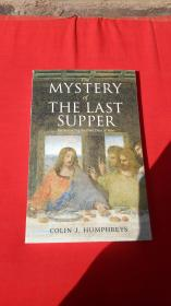 THE MYSTERY OF THE LAST SUPPER【英文原版】