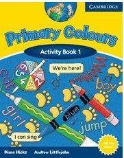 特价~ Primary Colours 1 Activity book