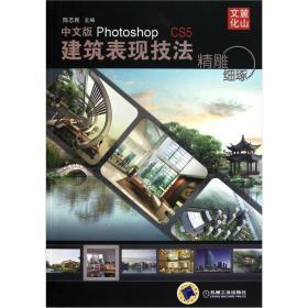 中文版Photoshop CS5建筑表现技法:精雕细琢(含3DVD光盘) 陈志民