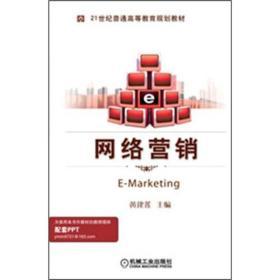21世纪普通高等教育规划教材:网络营销