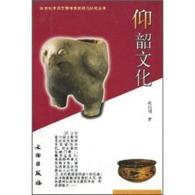 仰韶文化  巩启明 著 20世纪中国文物考古发现与研究丛书第二辑 文物出版社