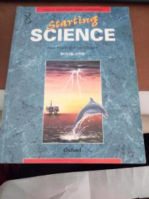 特价~ Starting Science: Students' Book 1