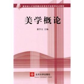 美学概论董学文9787301061480北京大学出版社