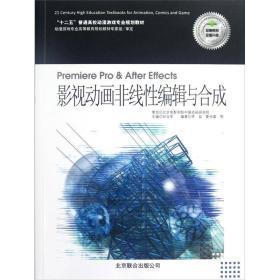 Premiere Pro & After Effects 影视动画非线性编辑与合成 李益 北京联合出版公司