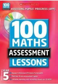 特价~ 100 Maths Assessment Lesson; Year 5 (100 Maths Assessment Lessons)
