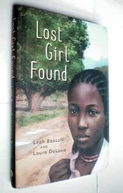 Lost Girl Found (精装原版外文书)