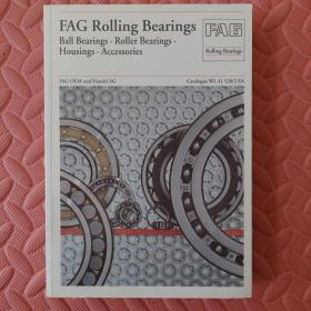 FAG Rolling Bearings Ball Bearing·Roller Bearings·Housings·Accessories