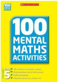 特价~Year 5 (100 Mental Maths Activities)
