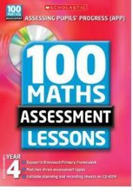 特价~ 100 Maths Assessment Lessons; Year 4