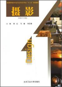 """高等教育美术专业与艺术设计专业""""十二五""""规划教材:摄影"""