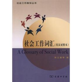 社会工作词汇(英汉对照本)