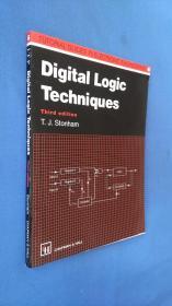 (数字逻辑技术) Digital Logic techniques  英文版