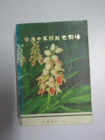 常用中草药彩色图谱 (第三册 中药专集).