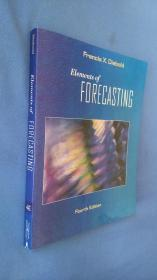 elements of foreecasting (元素的基础原理)  英文版