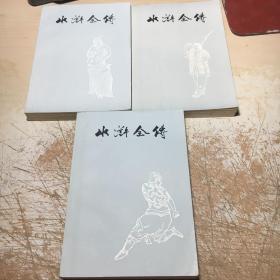 水浒全传 (上中下)