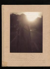 ALISA PHOTOGRAPHS BY SIMON 7 (签名本)