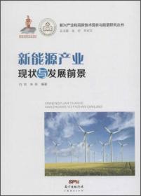 新能源产业现状与发展前景 9787545439892