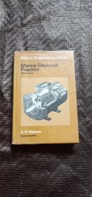 Marine Electrical Practice Fifth Edition 英文版 精装 品好 书品如图 避免争议