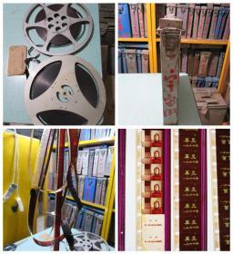 宇宙 16毫米教学电影胶片拷贝 1977年 完整全原护甲等品 色彩鲜艳