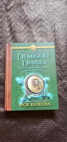 The Heroes of Olympus: The Demigod Diaries 英文原版 精装 品好  书品如图 避免争议