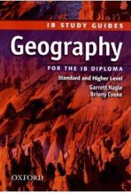 特价~ Geography for the IB Diploma: Study Guide (International Baccalaureate)