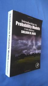introductory to probabillity models (概率模型的介绍)英文版
