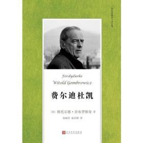 贡布罗维奇小说全集:费尔迪杜凯