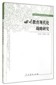 中国教育改革发展区域研究书系:四川教育现代化战略研究