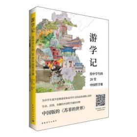 游学记(给中学生的20堂中国哲学课)