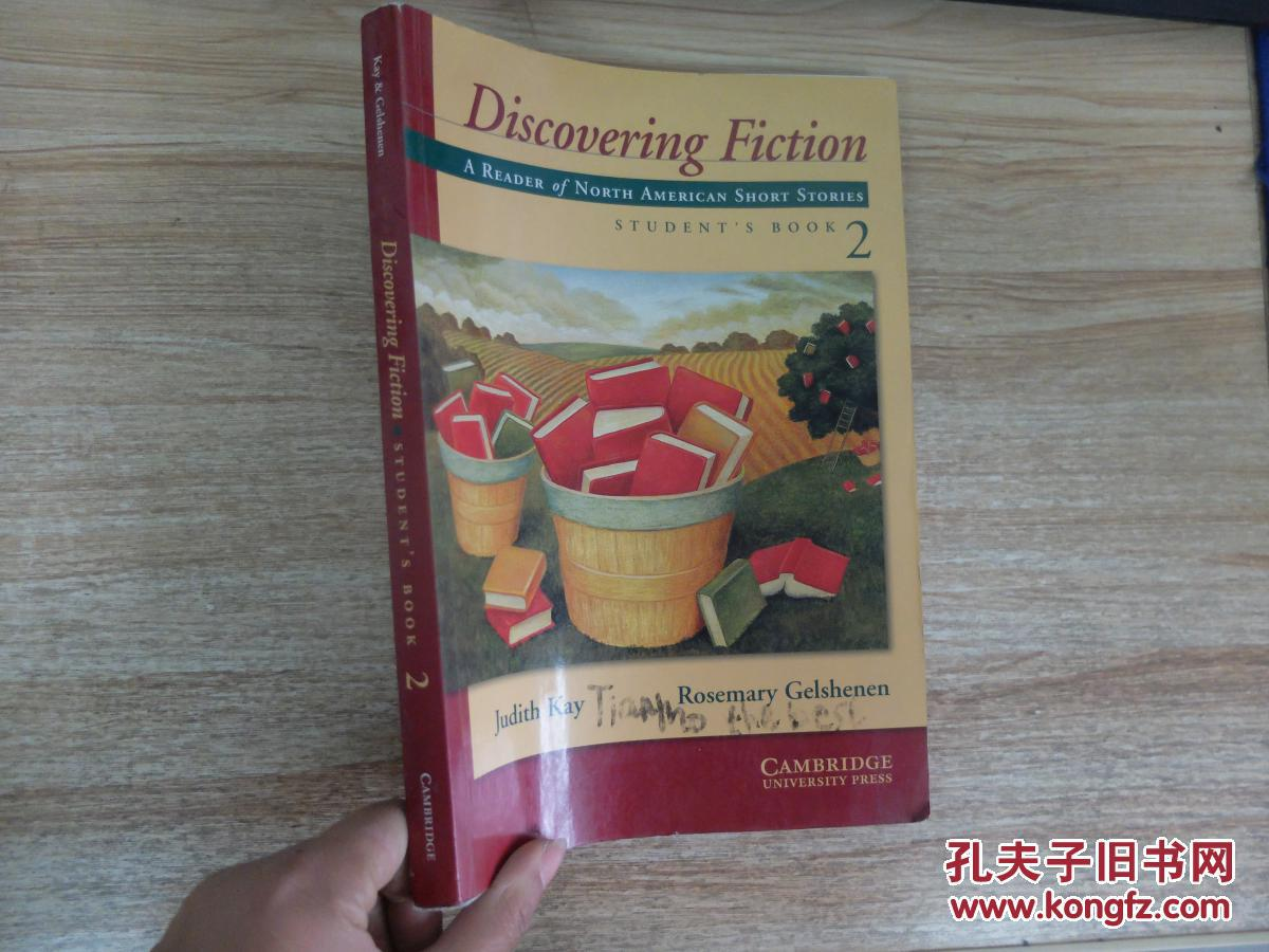 Discovering Fiction Students Book 2
