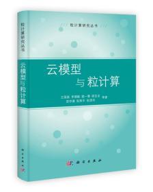 粒计算研究丛书:云模型与粒计算